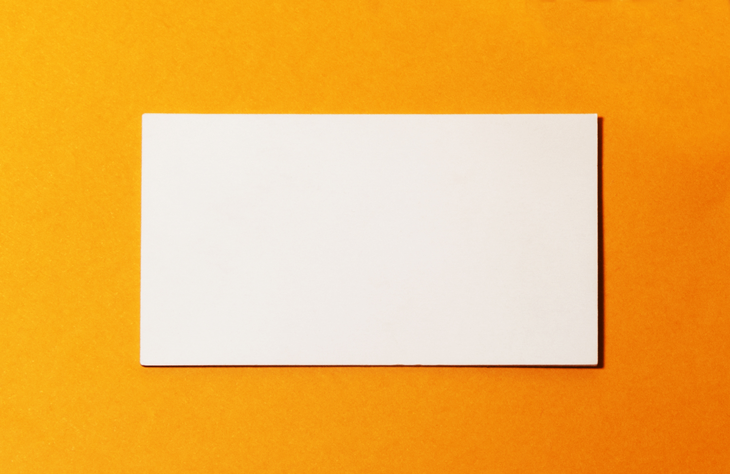 Blank business card for Business cards blank